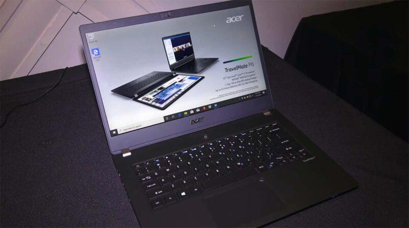 Acer TravelMate P6 (2020)