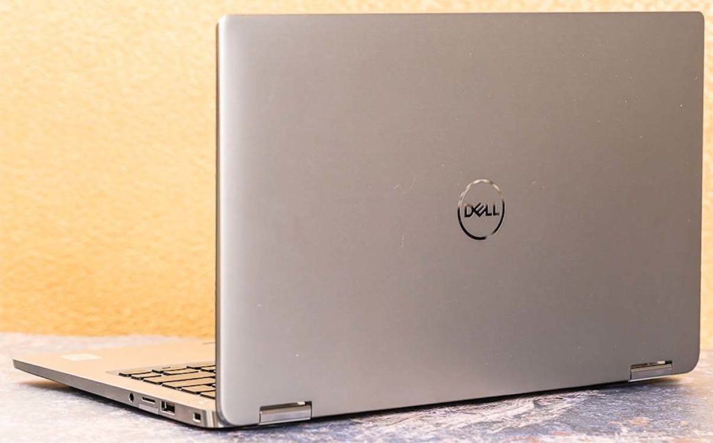 Dell Latitude 9410 belakang
