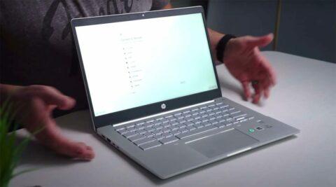 HP C640 Chrome Enterprise