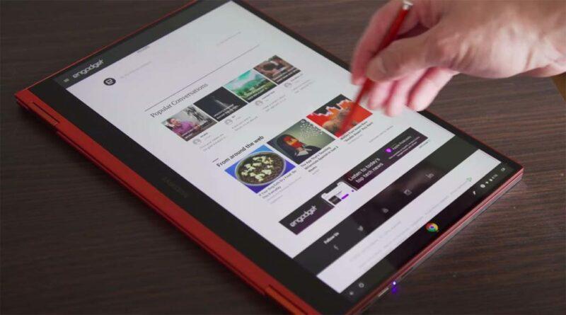samsung chromebook stylus