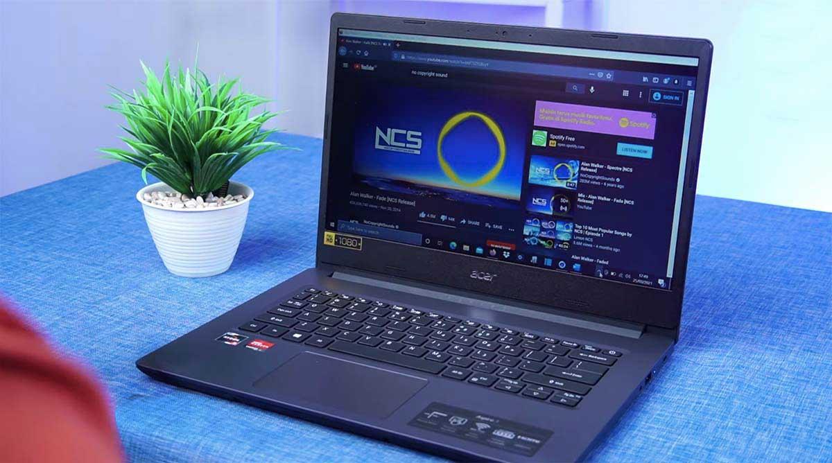 Acer Aspire 3 Slim A314-22