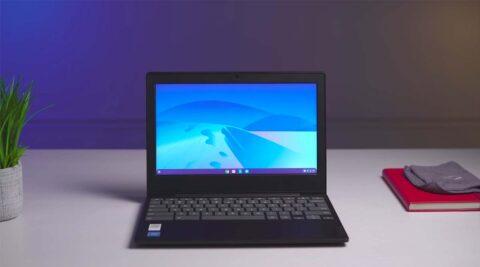 Lenovo Chromebook 3 (11-Inch) depan