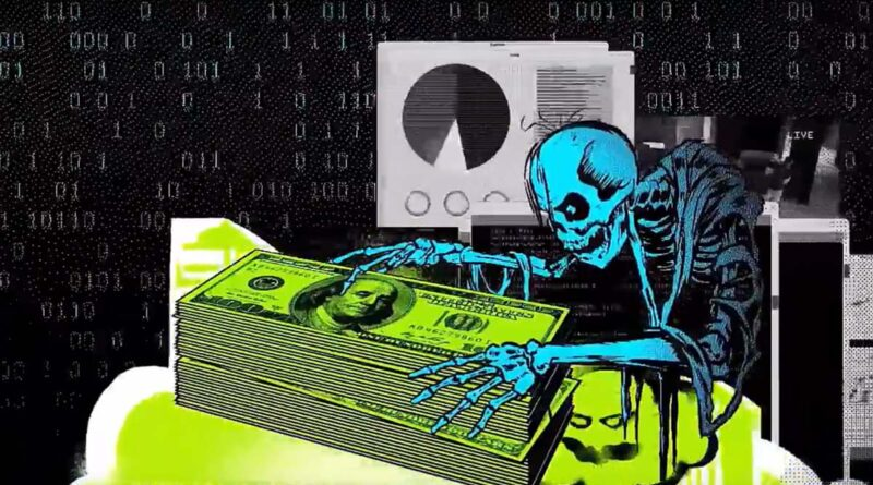 computer virus money
