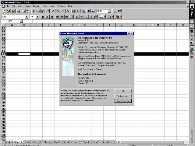 Membuka File Excel dengan Menggunakan Excel Versi Sebelumnya atau Setelahnya