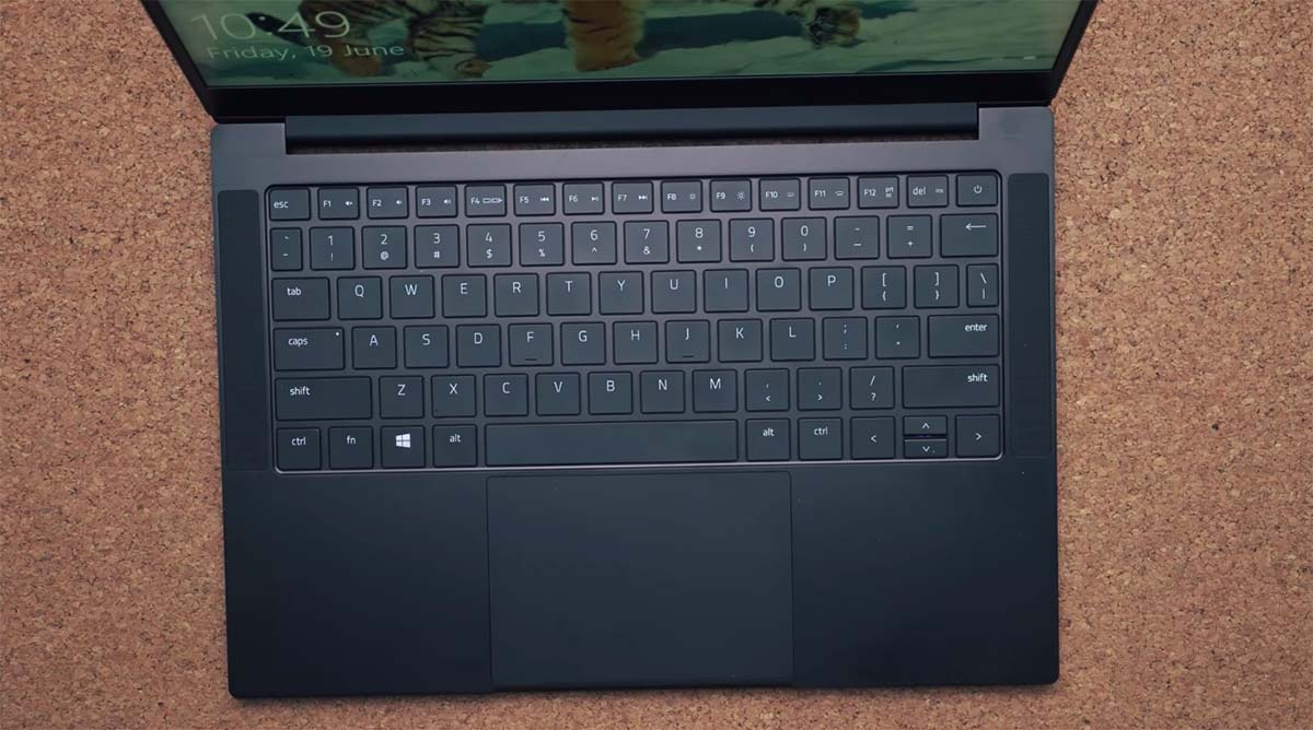 razer blade stealth 13 2020 keyboard