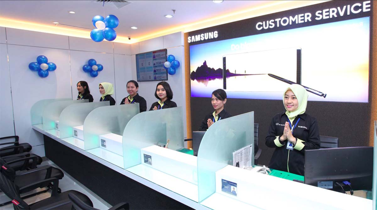 service center samsung indonesia