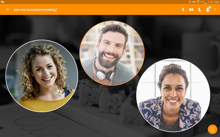 Join.me- simple meetings