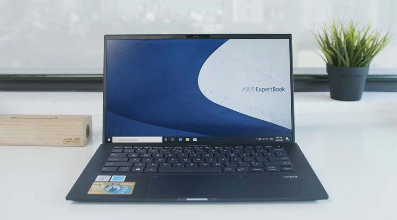Asus Expertbook B9450 depan
