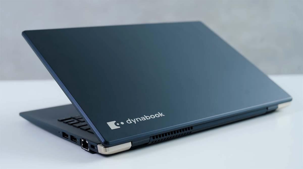 DynaBook Portege X30L-G belakang