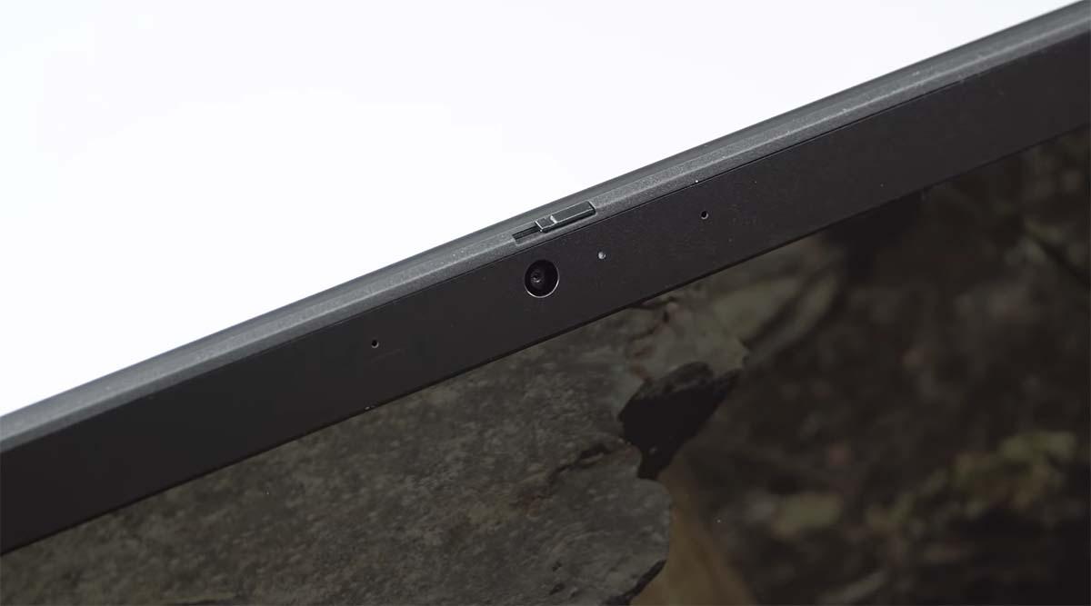 Lenovo Thinkpad T14s kamera