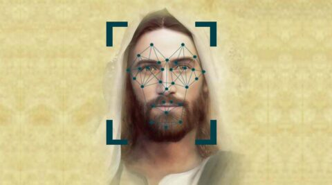 facial recognition modern man