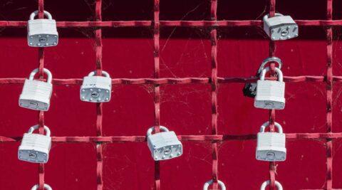 firewall pagar gembok