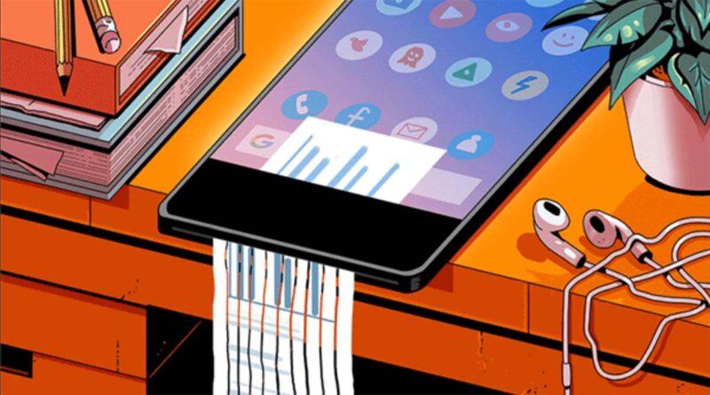 menghapus data di android