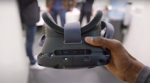 virtual reality headset HTC