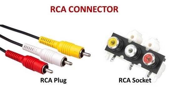 RCA Connector