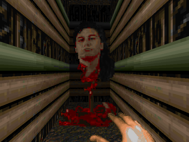 Doom II – Romero's Head