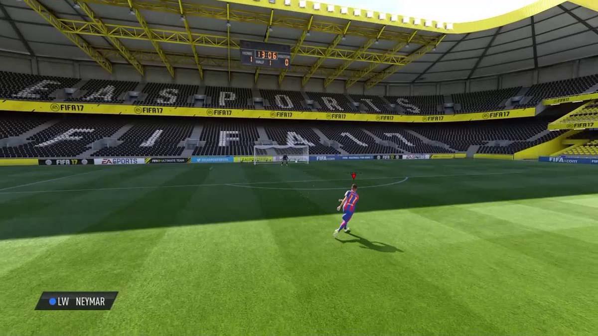 FIFA 17 – Free Roam