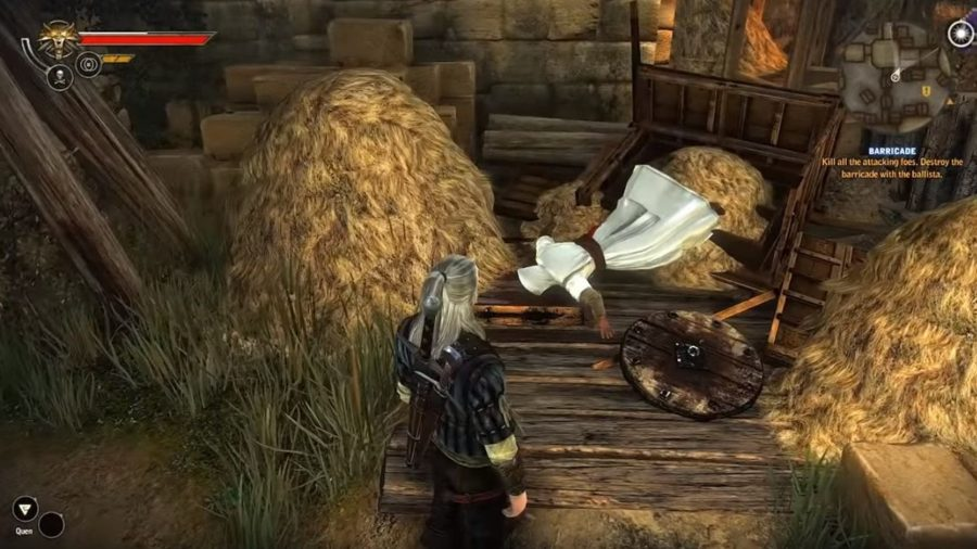 The Witcher 2: Assassins of Kings – Dead Altair