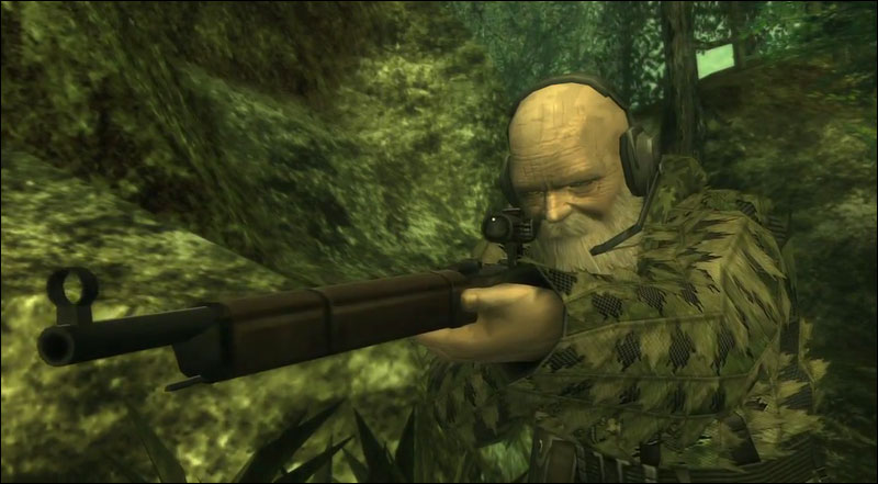 Metal Gear Solid 3: Snake Eater – The End