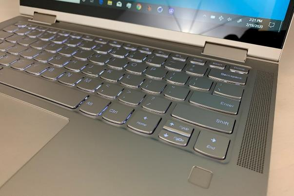 lenovo yoga c740 i5 inch keyboard