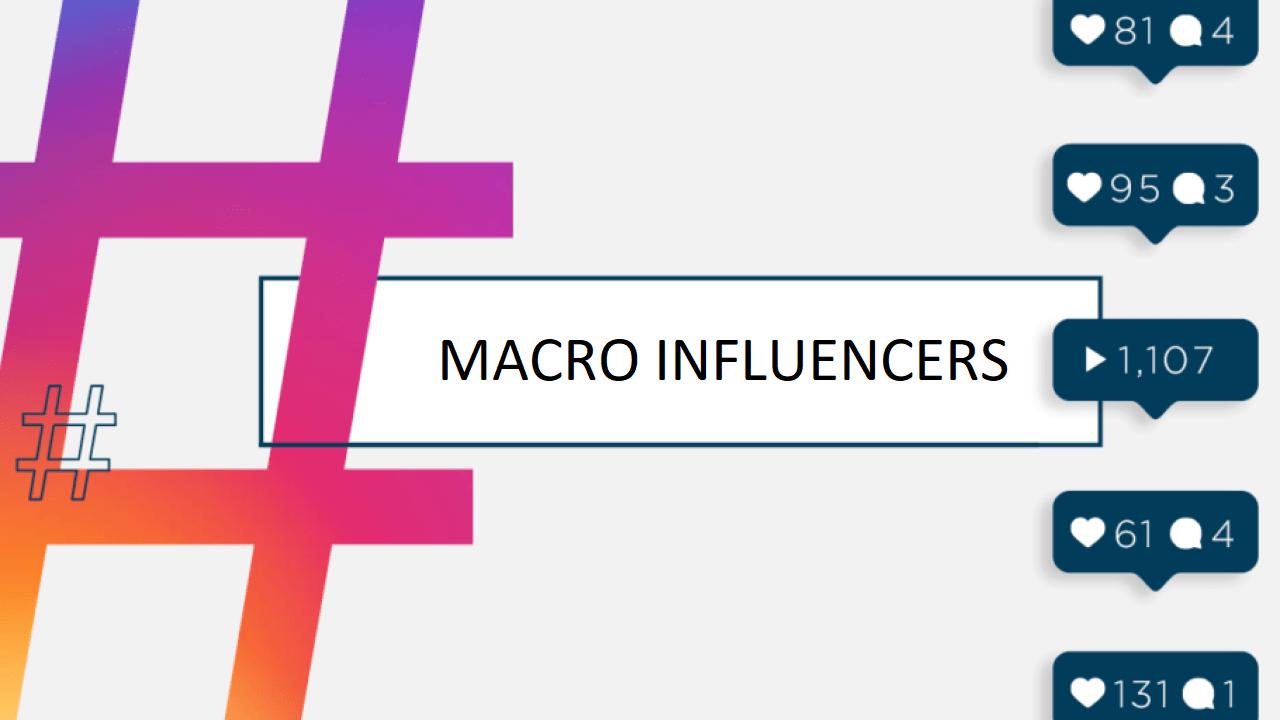 influencer makro