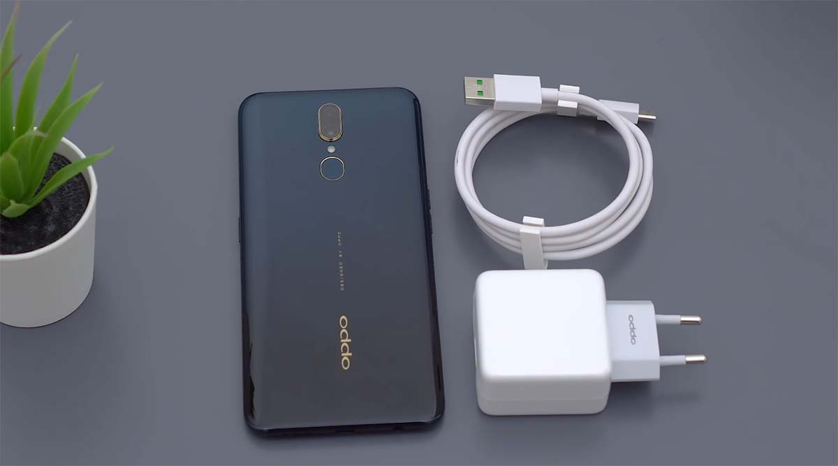 oppo f11 charger