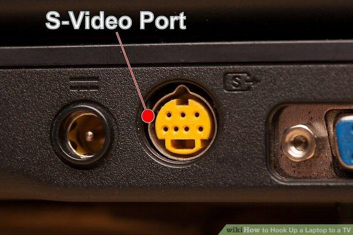 s video port
