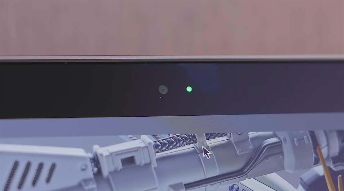 Macbook Air 2020 Webcam