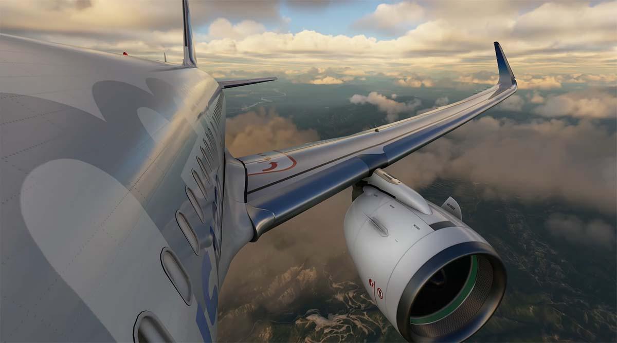 fs 2020 jet