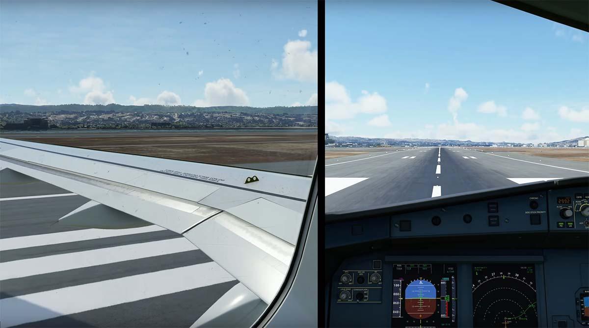 fs 2020 takeoff