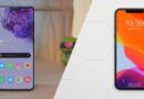 iphone 11 pro vs samsung galaxy s20