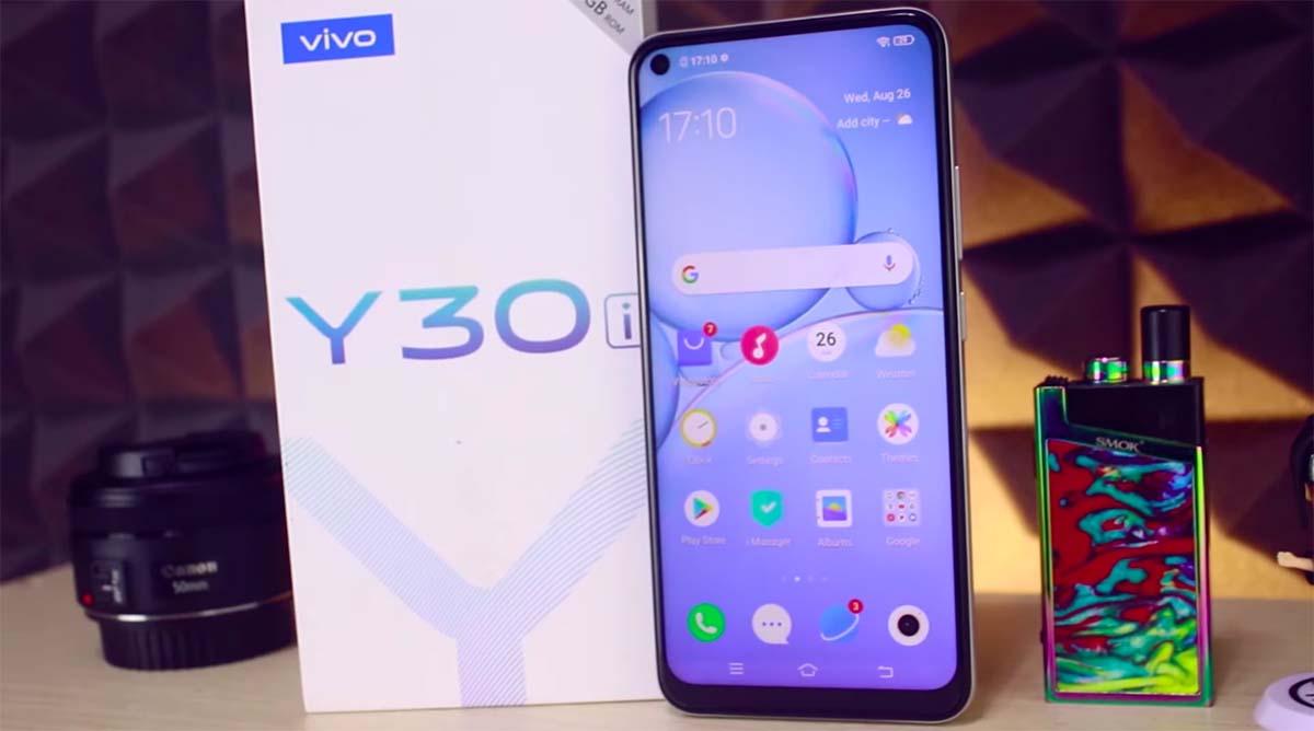 VIVO Y30i