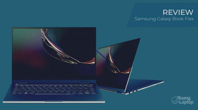 Samsung Galaxy Book Flex 15 (2020)