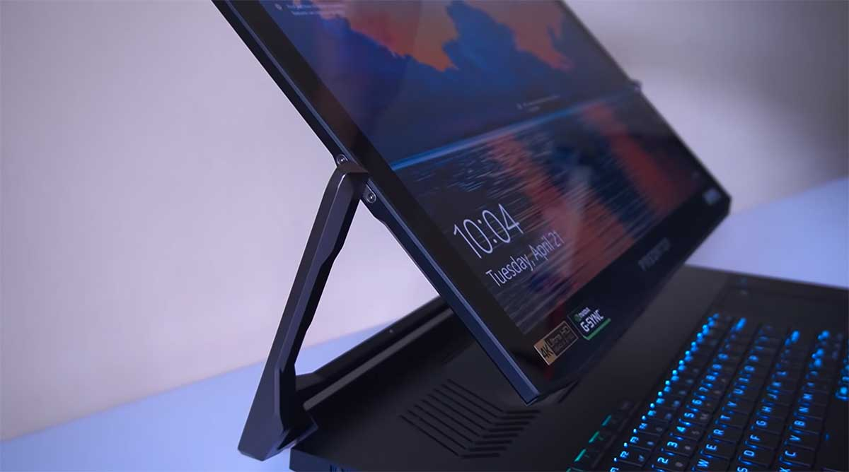 Review-Acer-Predator-Triton-900-(2020)-hinge