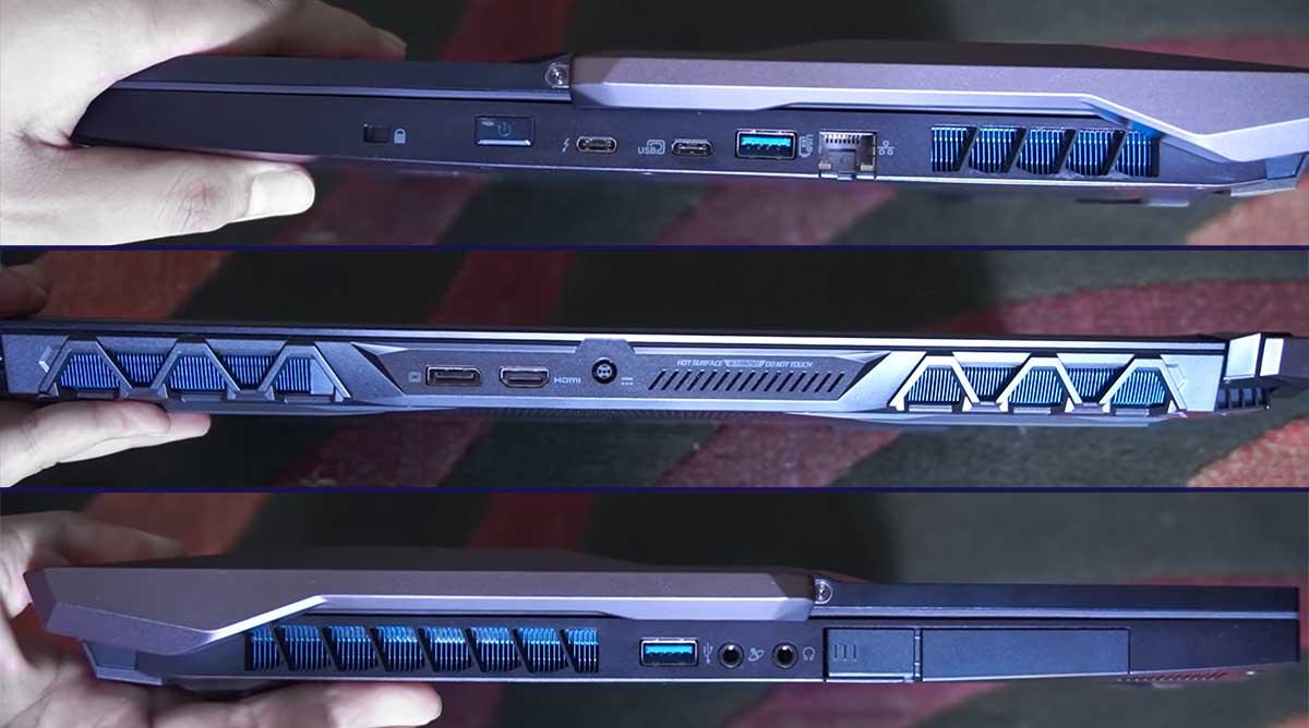 Review-Acer-Predator-Triton-900-(2020)-port