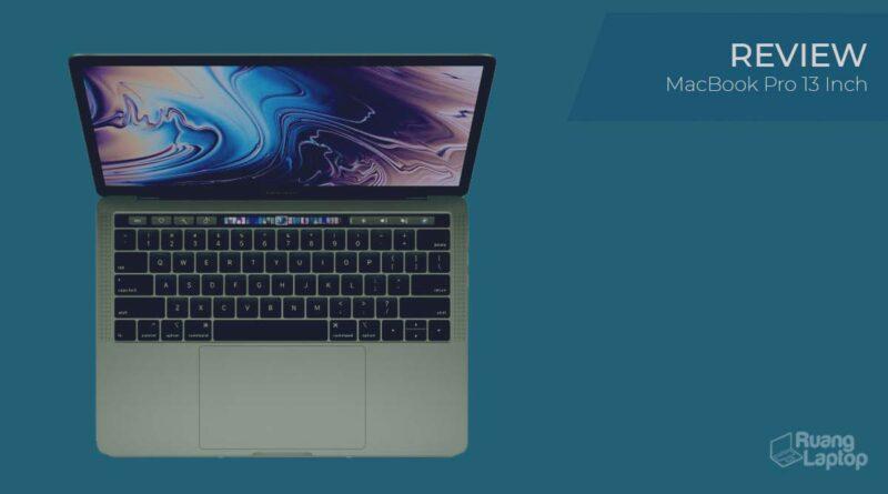 Review Apple MacBook Air 2020 - RuangLaptop