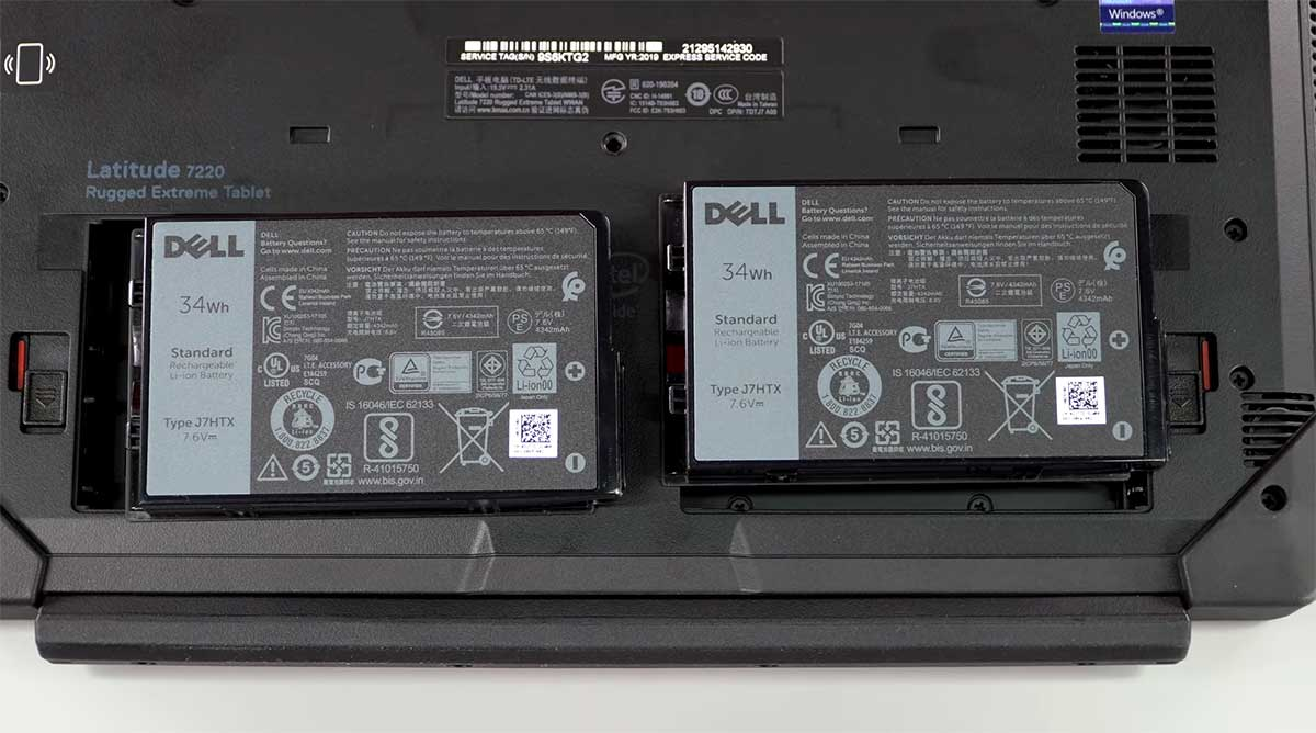 Baterai-Dell-Latitude-7220-Rugged-Extreme-Tablet