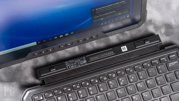 Engsel Keyboard Dell Latitude 7220 Rugged Extreme Tablet