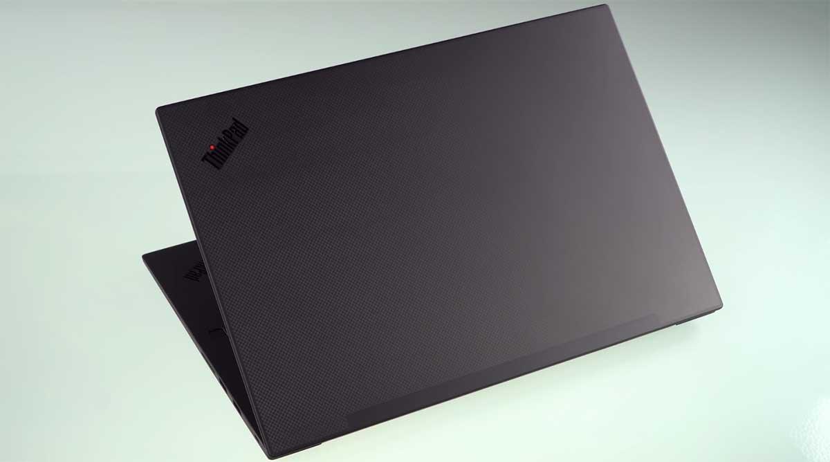 Lenovo ThinkPad P1 Gen 2 desain